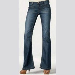 Cabi Farrah Flare Leg Jeans